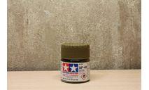 Краска матовая акриловая (Khaki), XF-49, фототравление, декали, краски, материалы, Tamiya