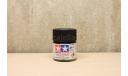 Краска матовая акриловая (Черная), XF-1, фототравление, декали, краски, материалы, Tamiya, scale0