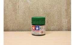 Краска матовая акриловая (Зеленый), XF-5, фототравление, декали, краски, материалы, Tamiya, scale0