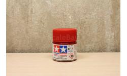 Краска матовая акриловая (Красный), XF-7, фототравление, декали, краски, материалы, Tamiya, scale0