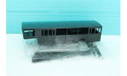 Полуприцеп АППА-4, сборная модель автомобиля, Автомобиль в деталях (by SSM), scale43