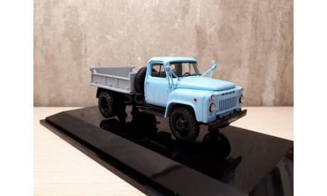 ГАЗ-САЗ-3504 самосвал, 1975, масштабная модель, DiP Models, scale43