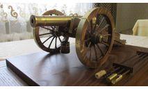 12ти фунтовая пушка., масштабная модель, scale8