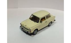 Trabant P601 Limousine, масштабная модель, Автолегенды СССР журнал от DeAgostini, scale43
