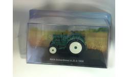 MAN Ackerdiesel A25A, масштабная модель трактора, Тракторы. История, люди, машины. (Hachette collections), scale43