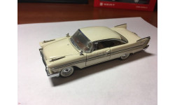 Franklin Mint Plymouth Fury 1957, масштабная модель, 1:43, 1/43