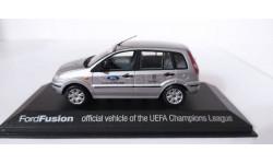 Ford Fusion / 1:43 / Minichamps