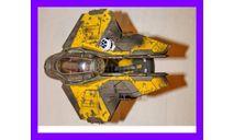 продажа модели космического истребителя Джидаев на котором летал Анакин Скайуокер из Звездных войн, масштабные модели авиации, звездные войны, коллекция Новостройки СПб, scale35