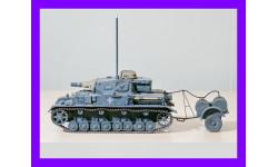 1/35 продажа модели танка  Т-4 Д Таушпанцер ( оборудованный для преодоления водных преград ) Панцеркампфваген 4Д Германия 1940 год в масштабе 1/35