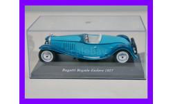 1/43 продажа модели автомобиля Бугатти Рояль Элдерс 1927 года ИКСО