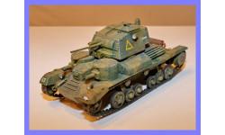 1/35 продажа модели танка А9 крейсерский танк марк 1 Великобритания 1936 год смола