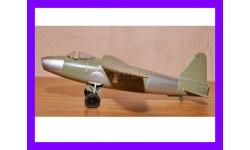 1/32 продаю модель самолета Хейнкель Хе 178 - первый в мире самолёт с турбореактивным двигателем Германия, масштабные модели авиации, коллекция Новостройки СПб, 1:32