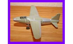 1/32 продаю модель самолета Хейнкель Хе 178 - первый в мире самолёт с турбореактивным двигателем Германия, масштабные модели авиации, коллекция Новостройки СПб, scale32