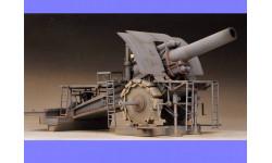 1/35 продажа сборной модели 420 мм артиллерийского орудия Большая Берта, сборные модели артиллерии, пушка, коллекция Новостройки СПб, 1:35