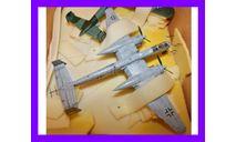 1/48 модель самолета Хейнкель Хе-219 Уху ночной истребитель Германия, масштабные модели авиации, коллекция Новостройки СПб, scale48