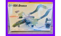 1/48 продажа сборной модели самолета ОВ-10А Бронко фирмы Норт-Америкен Роквел США Тесторс 506, сборные модели авиации, коллекция Новостройки СПб, scale48