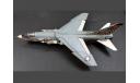 1/72 продажа модели самолета Ф-8 'Крусайдер', США 1955 год истребитель фирмы Воут в масштабе 1/72, масштабные модели авиации, коллекция Новостройки СПб, scale72