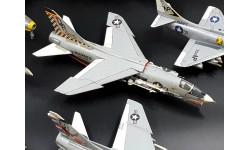1/72 продажа модели самолета Ф-8 'Крусайдер', США 1955 год истребитель фирмы Воут в масштабе 1/72