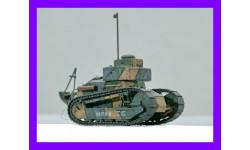 1/35 продажа модели танка управления радио или радийного танка Рено ФТ-17 Франция 1917