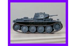 1/35 продажа модели легкого танка Т-2Д Панцеркампфваген 2Д Германия 1939 год, масштабные модели бронетехники, коллекция Новостройки СПб, 1:35