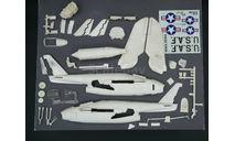 1/40 продажа сборной модели самолета Белл Икс-5 опытный США 1951 год Мессершмидт Ме Р 1101 Ревелл 8619, сборные модели авиации, коллекция Новостройки СПб, 1:48, 1/48