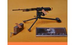 120 мм продажа сборной модели пулемета Готчкис МЛе М1914, миниатюры, фигуры, танк, коллекция Новостройки СПб, 1:16, 1/16