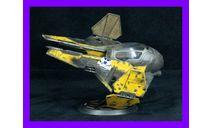 продажа модели космического истребителя Джидаев на котором летал Анакин Скайуокер из Звездных войн, масштабные модели бронетехники, звездные войны, коллекция Новостройки СПб, scale35
