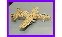 1/72 продажа модели самолета Фэйрчайлд Рипаблик A-10 Тандерболт 2 США штурмовик современный, масштабные модели авиации, коллекция Новостройки СПб, scale72, самолёт