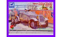 1/35 продажа сборной модели танка Адлер КФзет 14 радиофицированная машина управления Германия 1933 год Бронко СБ 35051, масштабная модель, коллекция Новостройки СПб, scale35