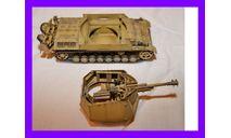 1/35 продаю модель танка 105 мм САУ Гешутцваген III/IV с легкой полевой гаубицей (leFH) образца 18/40 Рейнметал, Германия, сборные модели артиллерии, коллекция Новостройки СПб, scale35