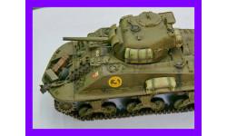 1/35 модель плавающего танка Шерман М4А4 ДД для десантирования с кораблей во время Дня Десантника Нормандия 1944