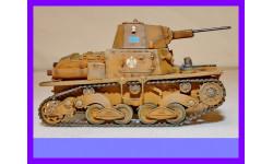 1/35 продажа модель танка ФИАТ Л6-40 Италия Вторая Мировая война