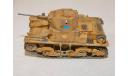 1/35 продажа модель танка ФИАТ Л6-40 Италия Вторая Мировая война, масштабные модели бронетехники, коллекция Новостройки СПб, scale35