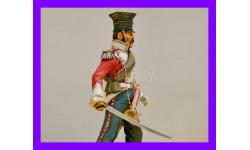 1/16 Продаю модель фигура солдата Немецкий улан горнист времен Наполеоновских войн Верлинден 1384, фигурка, коллекция Новостройки СПб, 1:16