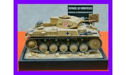 1/35 продажа модели легкого танка Т-2Ф Панцеркампфваген 2Ф Германия 1938-42 годы, масштабные модели бронетехники, коллекция Новостройки СПб, 1:35