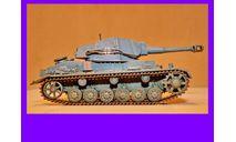 1/35 продажа модели танка 105 мм САУ Гешутцваген 4Б Германия 1941 год, масштабные модели бронетехники, коллекция Новостройки СПб, scale35