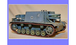 1/35 продажа модели танка 150 мм САУ Штурмпанцер 33Б ( Штурмпанцер 3, Штурм-Инфантеригешутц 33 мод.Б, Штуг 33 мод.Б ) Германия 1941 год