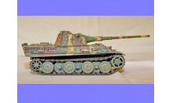 1/35 продажа модели танка Пантера-2 металлические траки и ствол, масштабные модели бронетехники, коллекция Дмитрия Стопского, 1:35