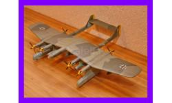 1/144 Продаю модель самолета Даймлер-Бенц Проект Б Америкабомбер Германия Вторая Мировая война