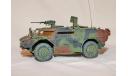 1/35 продажа модели танка ЛГС Фенек разведывательный бронеавтомобиль, Германия 2001 год, масштабная модель, коллекция Новостройки СПб, scale35