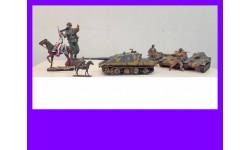1/35 продажа модели танка 150 мм САУ Ягдпанцер Е-100 проект Германия 1946 год у модели металический ствол и прицел ночного видения