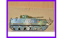 1/35 продаю модель танка ЗБД 04 боевая машина пехоты Китай 2004 год металлические гусеницы пиксельный камуфляж, масштабные модели бронетехники, коллекция Новостройки СПб, scale35