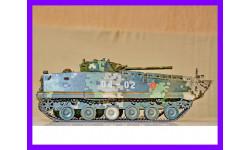 1/35 продаю модель танка ЗБД 04 боевая машина пехоты Китай 2004 год металлические гусеницы пиксельный камуфляж, масштабные модели бронетехники, коллекция Новостройки СПб, 1:35
