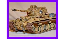 1/35 Продажа модели тяжелого танка Панцер кампф ваген КВ-1А 753(р) Германия 1941 год, масштабные модели бронетехники, коллекция Новостройки СПб, scale35