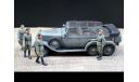1/35 сборная модель автомобиля Мерседес Г4 1939 года с пассажирами Германия ИСМ 35531, сборные модели бронетехники, танков, бтт, автомобиль, коллекция Новостройки СПб, scale35