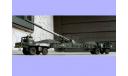 1/35 продаю сборную модель автомобиля автопоезда с 280 мм атомной пушкой М65 армии США 1/40 почти 1/43, масштабная модель, автомобиль, коллекция Новостройки СПб, scale35