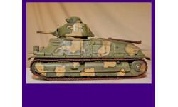1/35 продажа модели среднего танка Сомуа С 35 Франция 1934 год металлические гусеницы