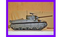 1/35 продажа модели тяжелого танка М6А1 США 1942 год, масштабные модели бронетехники, коллекция Новостройки СПб, scale35