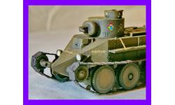 1/35 модель танка Т3 Кристи М.1931 США Т-3 Кристи образца 1931 года