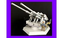 1/35 продажа сборной модели зенитного орудия 128 мм Флак 40 Спаренная орудийная установка Германия 1940-е, масштабные модели бронетехники, танк, коллекция Новостройки СПб, 1:35